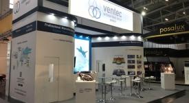 Ventec – Productronica Mníchov 2017