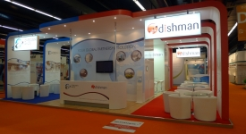 Dishman – CPHi Frankfurt 10-2011